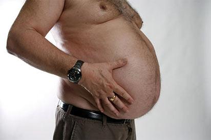 Жир на теле человека вреден в любых местах и количествах