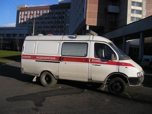 В Киевской области водитель легковушки сбил три мотоцикла
