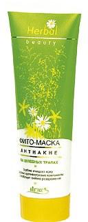 фито-маска антиакне на целебных травах
