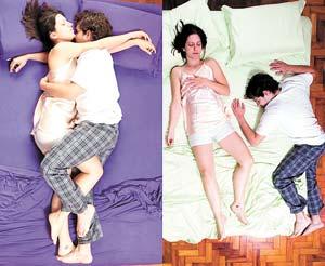 Позы для сна вдвоем для секса