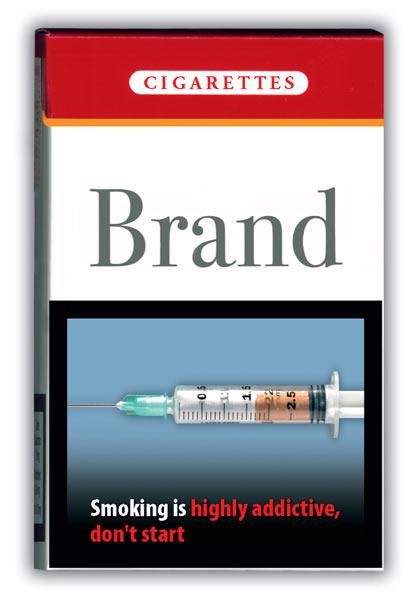 10 - К курению быстро привыкают, не начинайте