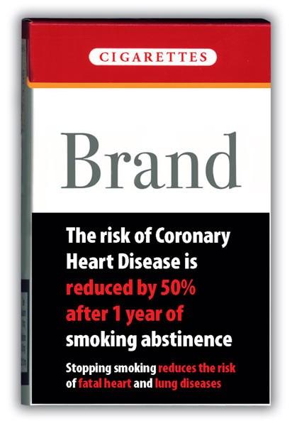12 - Риск ишемической болезни сердца уменьшается на 50% через год после прекращения курения