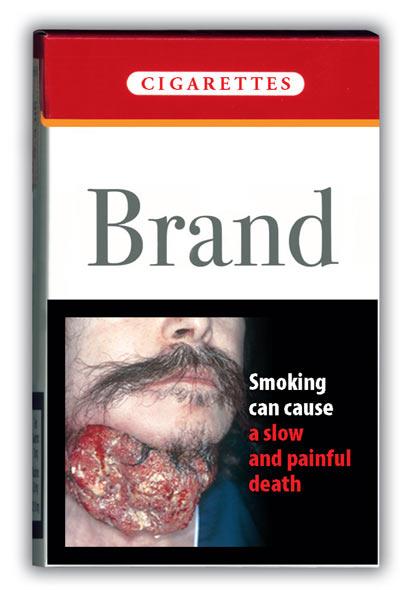 15 - Курение может вызвать медленную и мучительную смерть