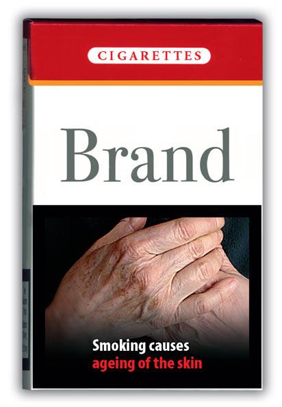 18 - Курение вызывает старение кожи