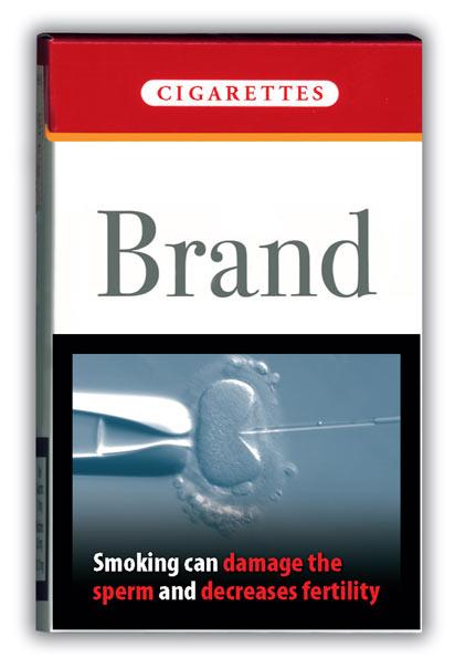 19 - Курение способно повредить сперму и уменьшить способность к зачатию