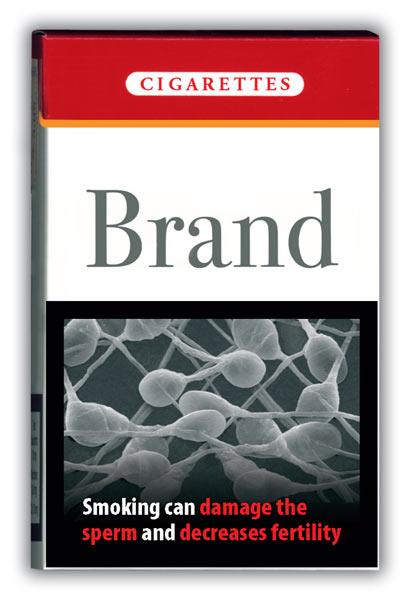 21 - Курение способно повредить сперму и уменьшить способность к зачатию