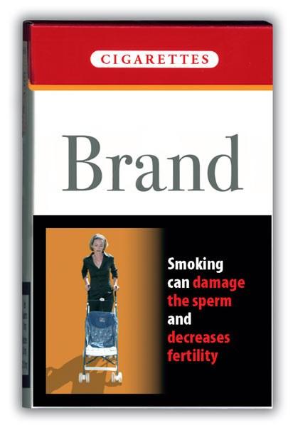 22 - Курение способно повредить сперму и уменьшить способность к зачатию