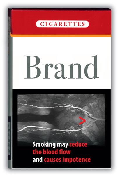23 - Курение может снизить кровоток и вызвать импотенцию