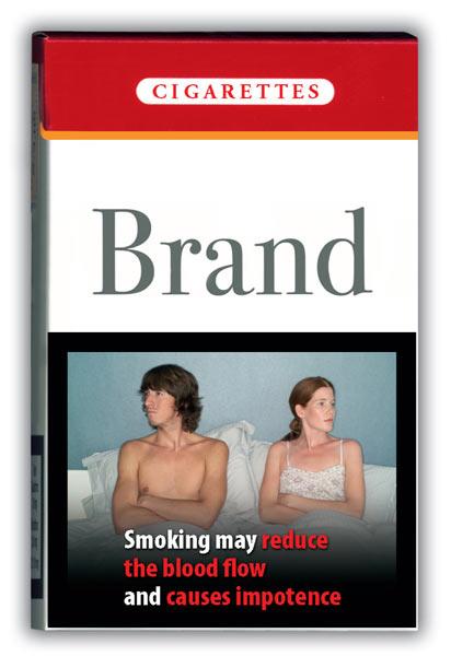24 - Курение может снизить кровоток и вызвать импотенцию