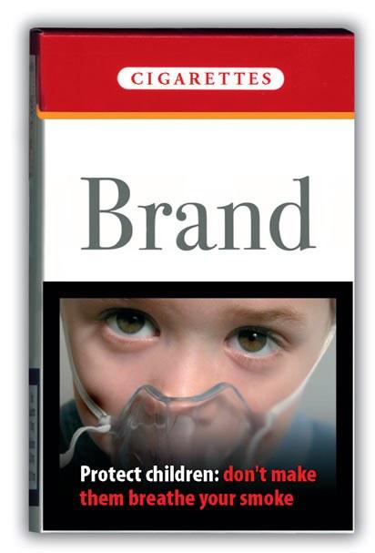 33 - Защитите детей: не заставляйте их дышать вашим дымом