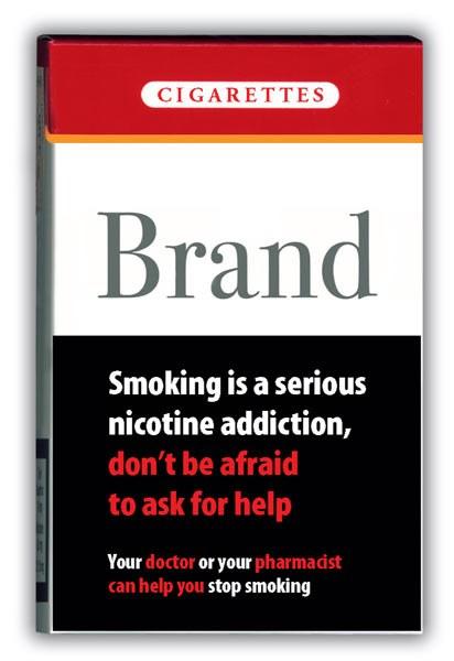 36 - Курение - это серьезная никотиновая зависимость, не бойтесь попросить о помощи