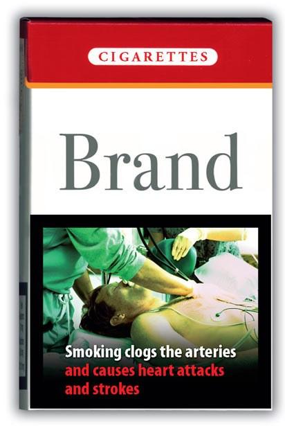 5 - Курение засоряет артерии и вызывает сердечные приступы и кровоизлияния