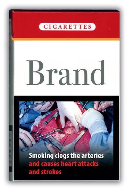 6 - Курение засоряет артерии и вызывает сердечные приступы и кровоизлияния