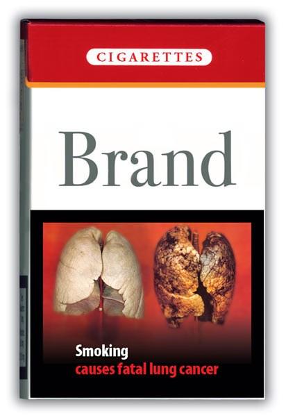 8 - Курение вызывает смертельный рак легких