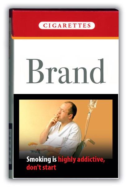 9 - К курению быстро привыкают, не начинайте