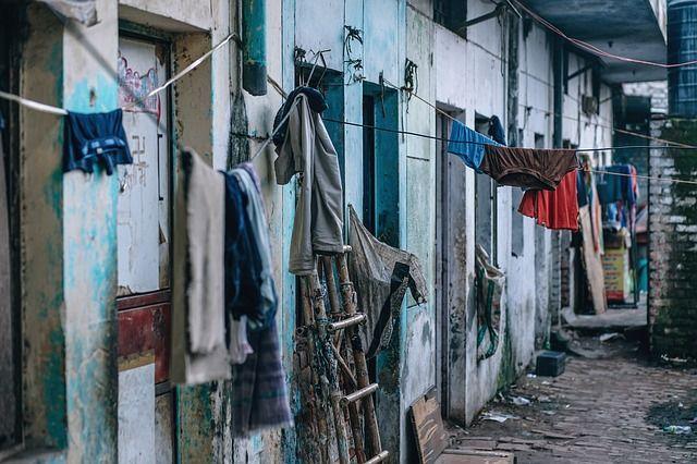 бедные районы